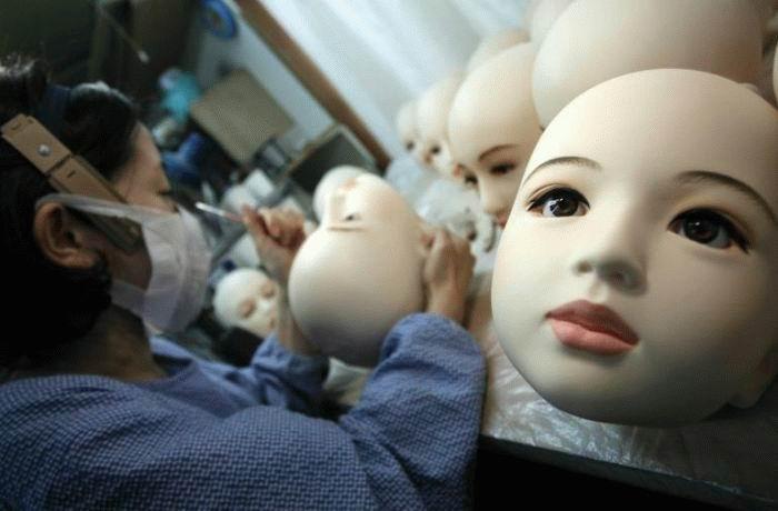 Элитные резиновые куклы фото