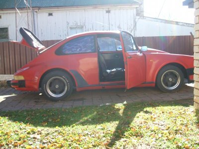 Porsche 911 Or Vw Beetle Replica