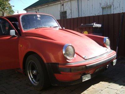 Porsche 911 Or Vw Beetle Replica